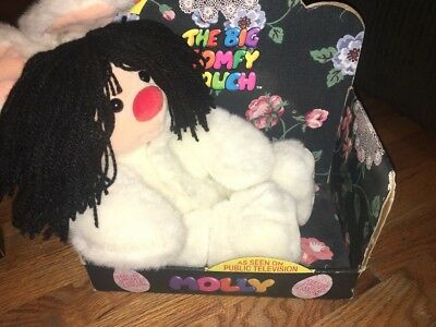 1995 Commonwealth Big Comfy Couch Easter Bunny Rabbit Molly Doll New In Box