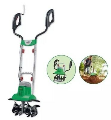 Powerful Electric Garden Cultivator With 750W Turbo-Power Motor
