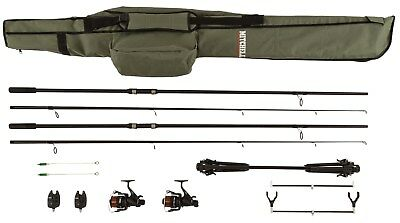 Mitchell GT Pro Carp Set, Karpfenset