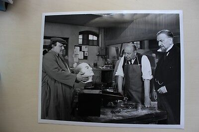 Hammer Films - That's Your Funeral - David Battley - Original Stills X8