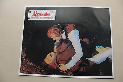 Hammer Horror - The Satanic Rites Of Dracula - Lobby Card #5
