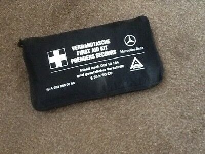 Mercedes first aid kit complete