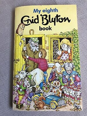 My Eighth Enid Blyton Book Paperback 1984