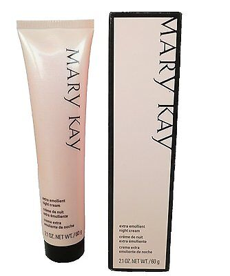 Mary Kay Extra Emollient Night Cream | New | Free Shiping |