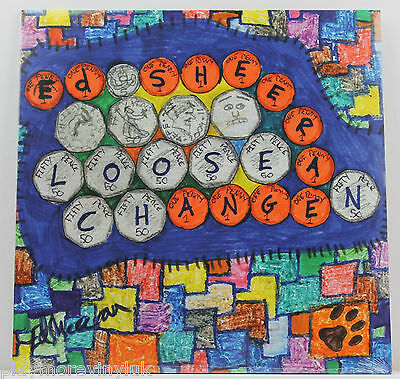 "ED SHEERAN Loose Change 12"" Eur RSD 2016 Mint/Sealed!"