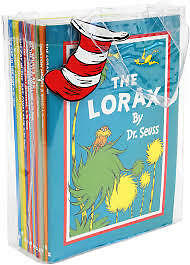 Dr Seuss Collection - 12 Books in Bag - NEW