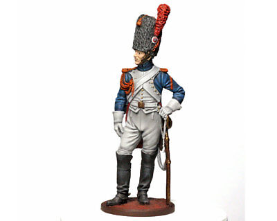 Tin Soldier - French Horse Grenadier (Napoleonic Wars) pewter figurine 54 mm