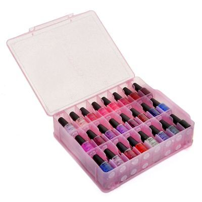 Chroma Gel Universal Nail Polish Case Holder | Double Sided | Nail Polish Box