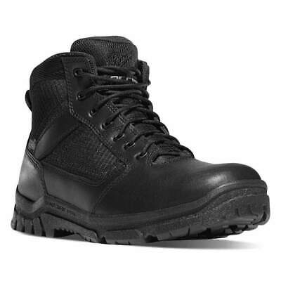 "NEW Danner Lookout 5.5"" Black Boots / Boot - 23820 All Sizes Available"