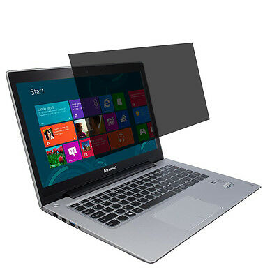 """15.6"""" Laptop Privacy Filter for Widescreen LCD Monitor 16:9 Ratio"""