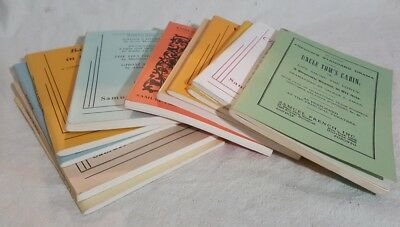Samuel French Inc Chicago Plays Scripts Lot of 11 Various Writers and Titles