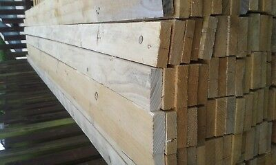 Reclaimed Wooden Battens