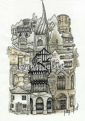 Artistic sketch of Chesterfield