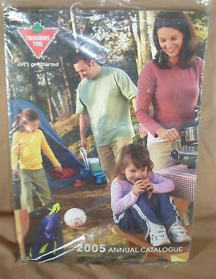 Older 2005 Canadian Tire Annual Catalogue
