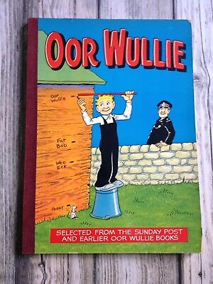 Oor Wullie 1978 Annual in Excellent Condition