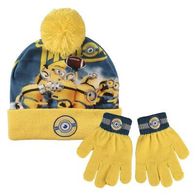Set cuffia + guanti bambino MINIONS CATTISSIMO ME winter set