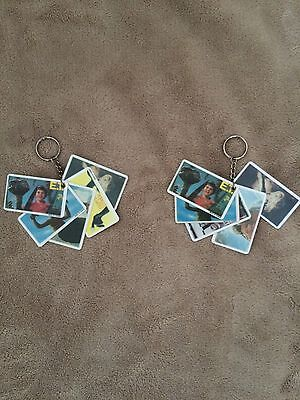 FOLD-OUT KEYCHAIN - ET Extra Terrestrial - vintage 1982