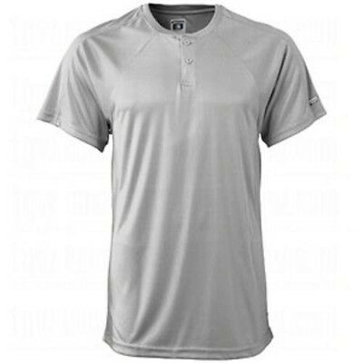 Champro Adult Dri-Gear Two Button Jersey. Shipping is Free