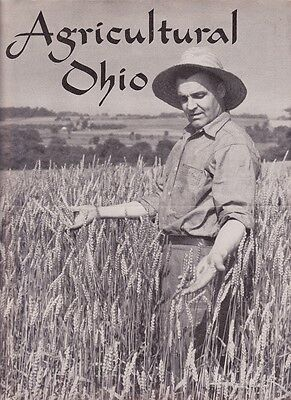 1947 Ohio Agriculture & Development Promotional Brochure