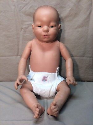 RealityWorks - Baby Think It Over (G4) Caucasian Male M21D  - WITHOUT Cry Box