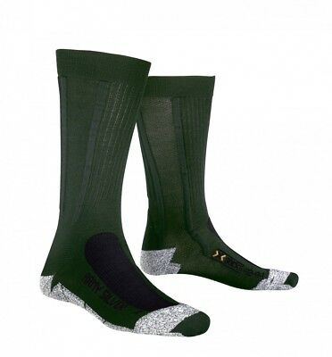 X-Socks Army Silver Sage Green-Anthracite