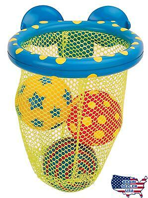 ALEX Toys Rub a Dub Hoops for the Tub, New, Free Ship