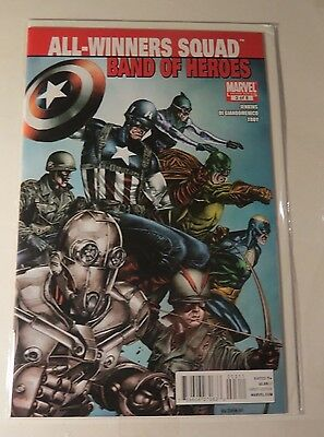 Band of Heroes #3 of 8  Marvel Modern Age  CB1894
