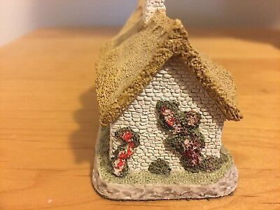 1982 Hand Painted Resin The Dower House by David Winter Figurine England