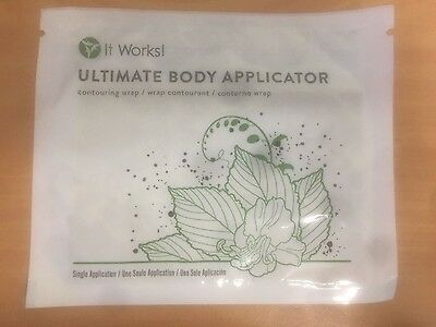 IT WORKS! Ultimate Body Applicator Contouring Wrap