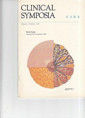Vintage Ciba Clinical Symposia Volume 32 Number 2 1980