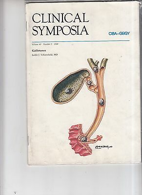 Vintage Ciba Clinical Symposia volume 40 number 2 1988
