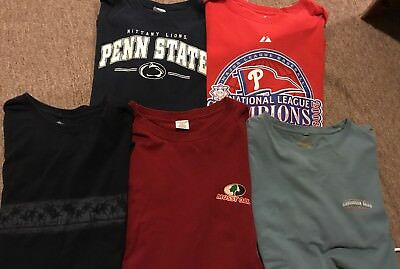 mens 2xl tshirts lot (5)