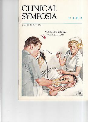 Vintage Ciba Clinical Symposia Volume 32 Number 3 1980