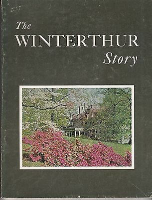 Vintage 1965 The Winterthur Story Booklet