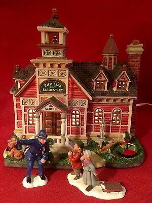 Carole Towne Toy Kingdom Christmas Village Store Games