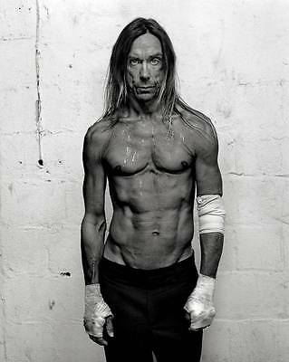 The Stooges Iggy Pop Glossy 8x10 Photo 1