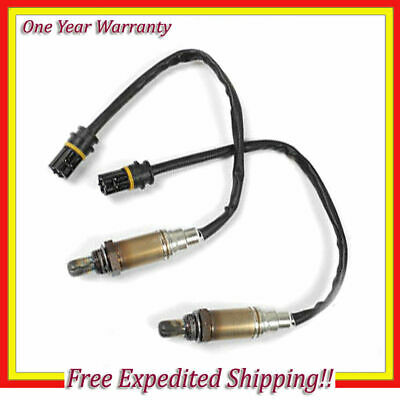 Front Oxygen Sensor O2 SET 2PCS For BMW 323CI 328 325 M5 X3 X5 Z8 13477