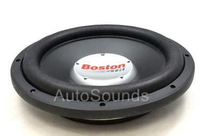 """NEW Boston Acoustics GTR10 10"""" Tunable Passive Radiator For Any Subwoofer +3dB"""