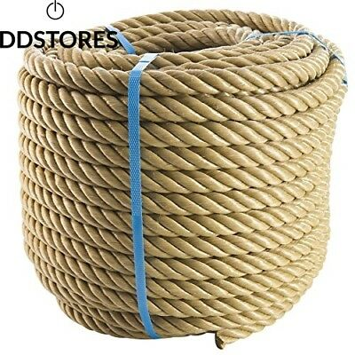 Provence Outillage Corde 18 mm 50 m Beige