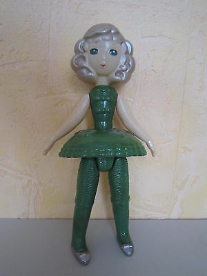 """Doll """"Malvina"""" Celluloid. THE USSR."""