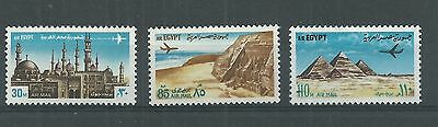 Egypt 1972 Air Set Fresh Mlh