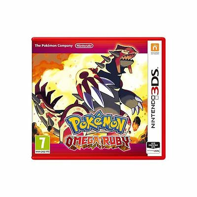 Pokemon Omega Ruby for  3DS and 2DS - CheetahSpoke Games - Free P&P Ire & UK!