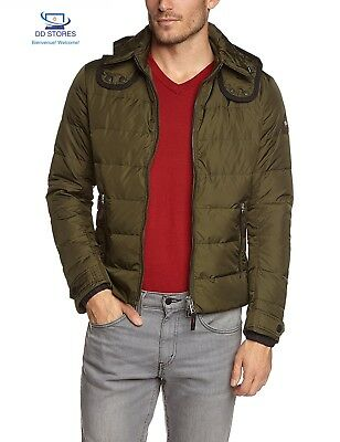 BOGNER FIRE + ICE, Giacca Uomo Graig-D, Verde (Forest), 54