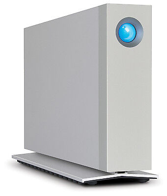 4TB LaCie d2 USB3.0 Thunderbolt 2 Dual-Interface Hard Disk (7200rpm) w/TB Cable