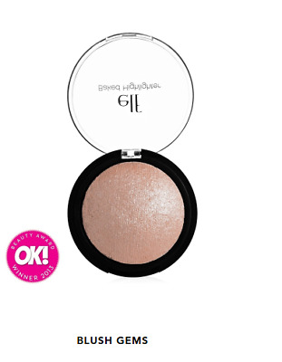 ELF E.L.F. Baked Highlighter - Blush Gems