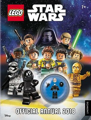 The LEGO® STAR WARS: Official Annual 2018