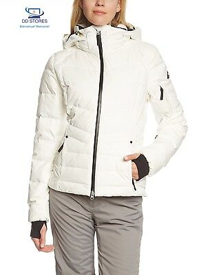 BOGNER FIRE + ICE, Giacca Donna Erin-D, Bianco (Offwhite), 46