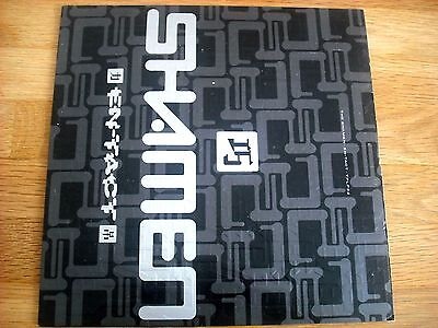 The Shamen - En-Tact - Tplp 22 - 1990 Uk Vinyl - Ex Plus - One Little Indian