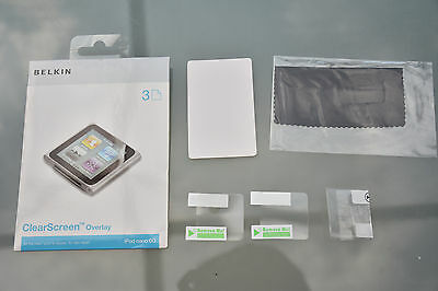 Film protection Ipod Nano 6G