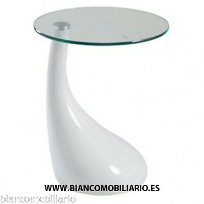 Mesa Tear Drop Side - Estilo